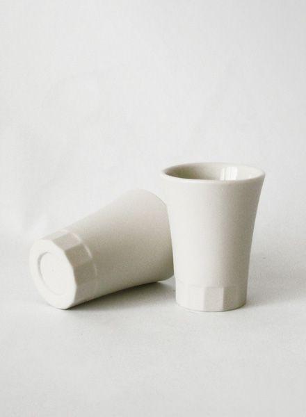 Mondocubo Espresso Glasses I Handmade ceramic product!