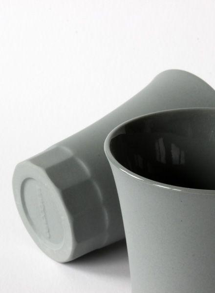 Mondocubo Wein Gläser I Handgefertigte Keramik
