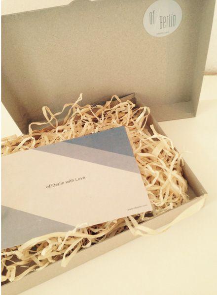 Frau Tonis Parfum workshop voucher box