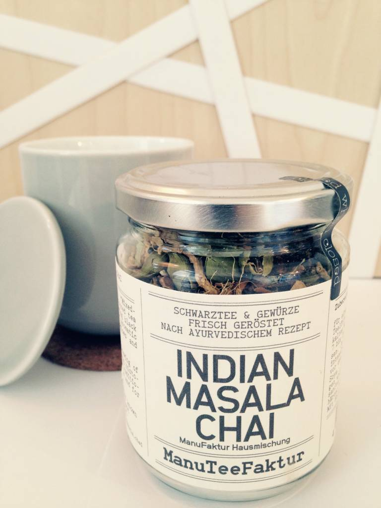 ManuTeeFaktur Chai I Dry tea mixtures from Berlin