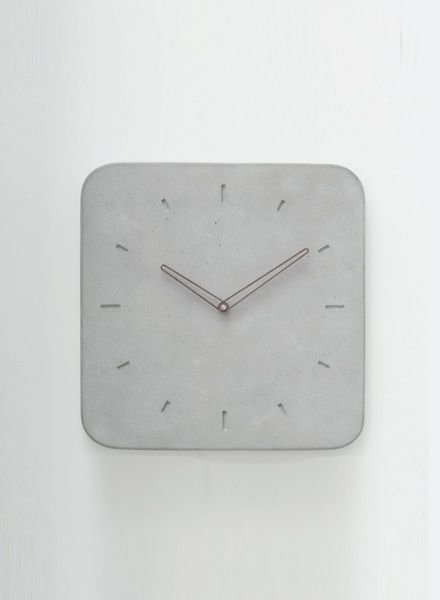 WertWerke CONCRETE CLOCK CLASSIC M