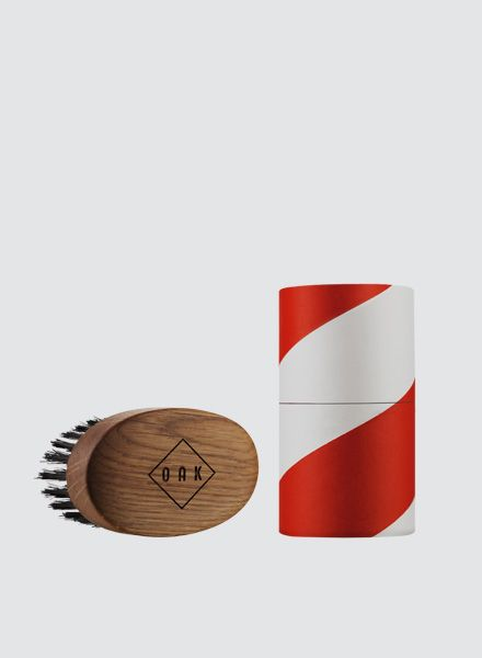 OAK Bartbürste von OAK - Eichenholzbürste 92 mm x 51 mm