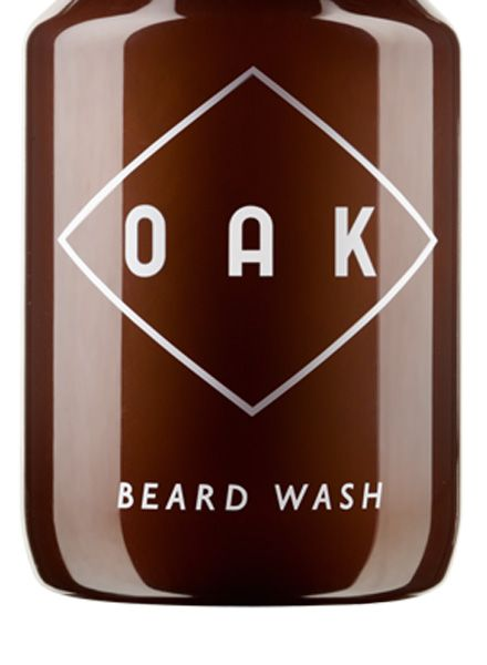OAK Beard Wash -  Removes the marks of day and night from the beard and face