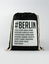 "Officine Berlinesi Turn-Beutel ""Hashtag"""