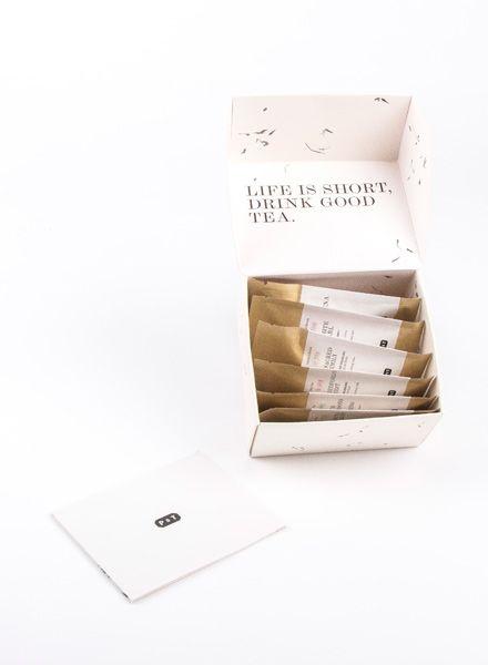 """Paper & Tea Tea """"Lady´s Choice""""- Auswahl 6 individueller Tees speziell für SIE"""