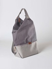 "Hänska Backpack ""Lucid Mesh Grey"""