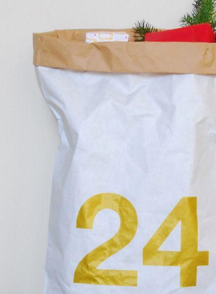 Kolor Paper Bag I X-MAS Special Edition