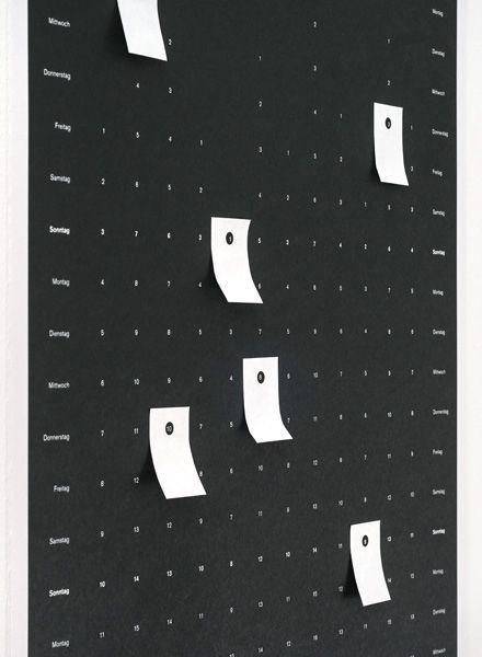 Wandkalender 2018 - Light Silver & Muddy black von Populäre Produkte