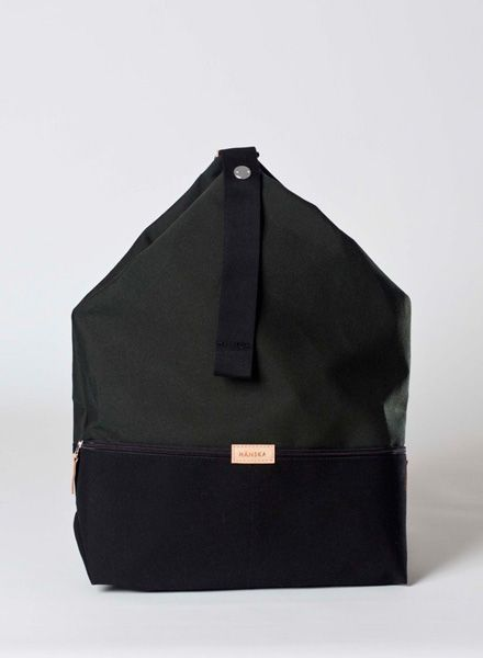 "Hänska Backpack ""Lucid Nora"" made of waterproofed fabric"