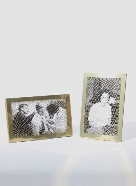 Picture frame - RAUTE Brass - of/Berlin