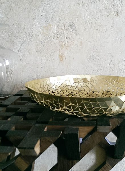 Fundamental Push Bowl - This precious Bowl can be formed individually