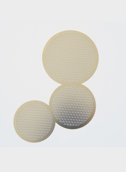 Fundamental Push Trio - Schale nach eigenen Vorlieben plastisch formen