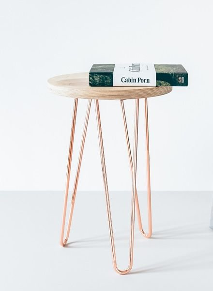 """Trivial Project Hairpin legs """"Copper"""""""