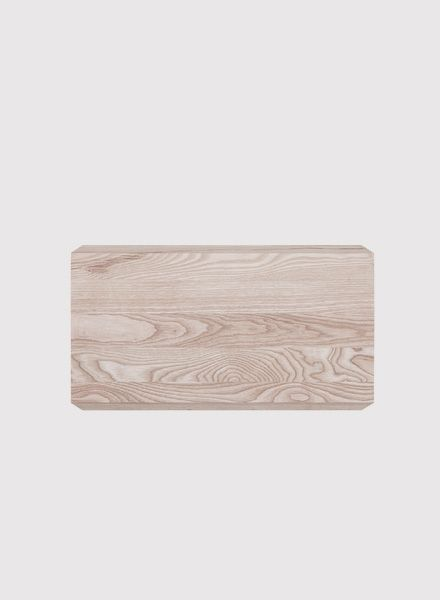 "Objekte unserer Tage Chopping board ""Müller"" made of ash wood"