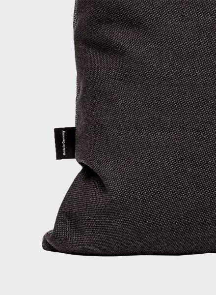 "Objekte unserer Tage Pillow ""Weber"" hand-swen in Germany"