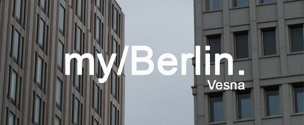 my/Berlin - with Vesna
