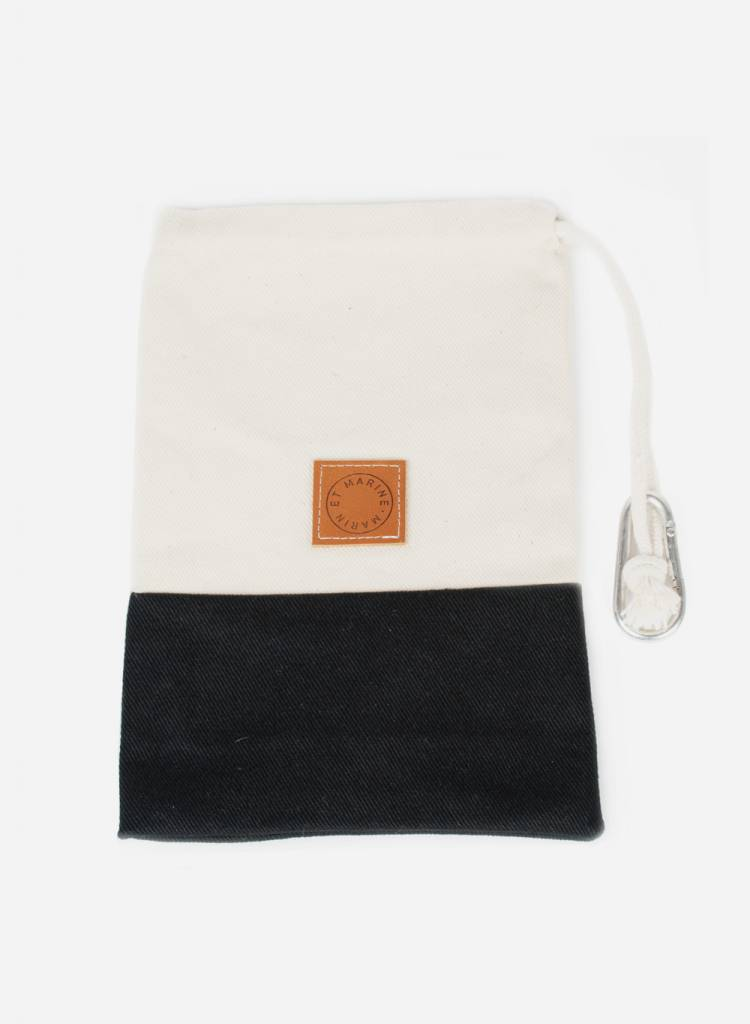 Marin et Marine Small bag  made of 100% organic cotton