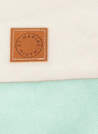"""Marin et Marine Kleine Tasche """"Mini Marin"""" aus bio 100% Bio-Baumwolle"""