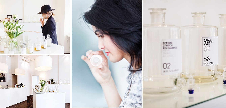 Parfum Workshop Individual Parfumes As Unique Gift Idea Ofberlin