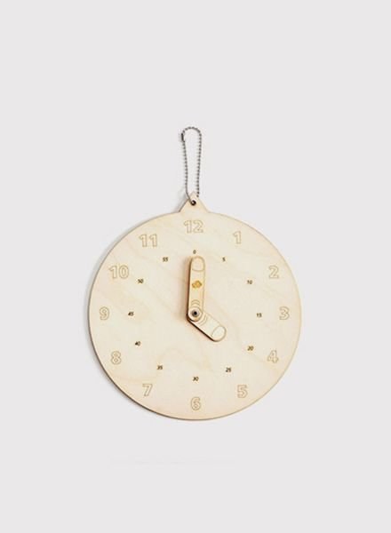 "Jäll & Tofta Clock ""Tick Tack"""