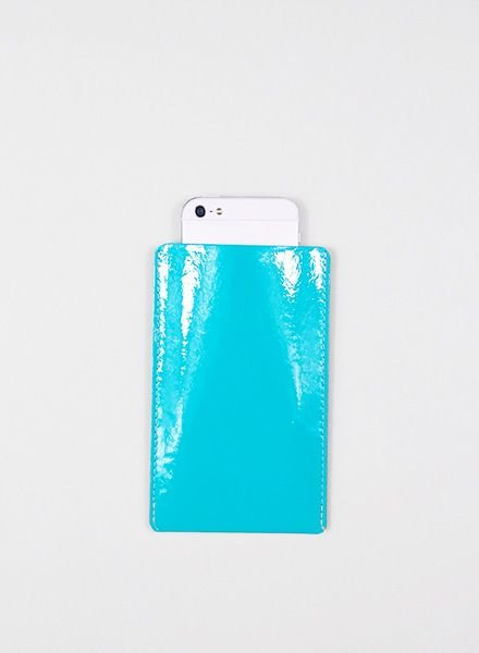 I like Paper SMARTPHONE CASE TURQUOISE