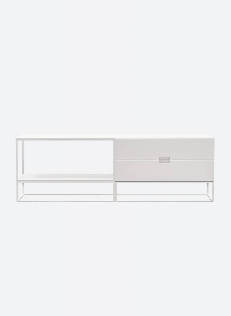 Sideboard Stahl sideboard fischer by objekte unserer tage out buy of