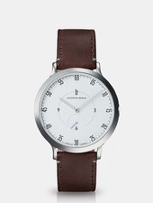 Lilienthal WATCH L1 SILVER/WHITE