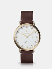Lilienthal WATCH L1 GOLD/WHITE