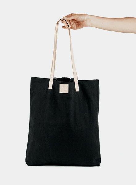 "Marin et Marine Tote bag ""Black"""