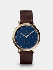 Lilienthal WATCH L1 GOLD/BLUE