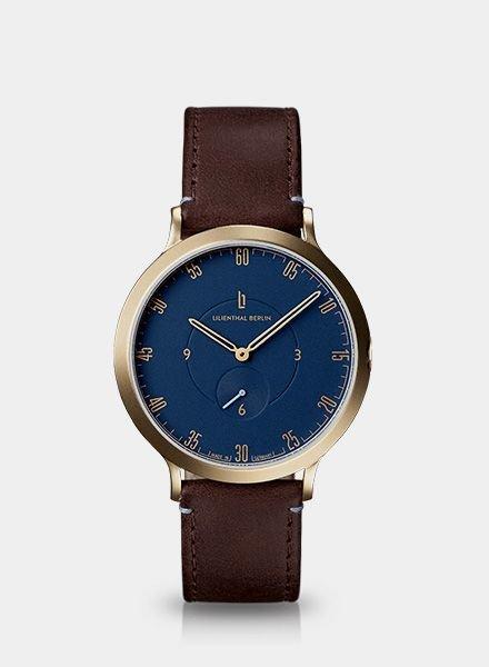 Lilienthal WATCH L1 GOLD/BLUE