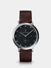 Lilienthal WATCH L1 SILVER/BLACK