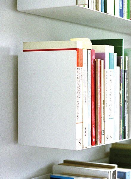 """Linea1 Bücher-Regal a """"Linea1"""" - Taschenbuchregal und DVD-Regal"""