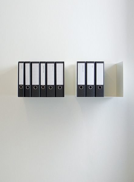 "Linea1 Ring binder shelf ""Linea1_c"""
