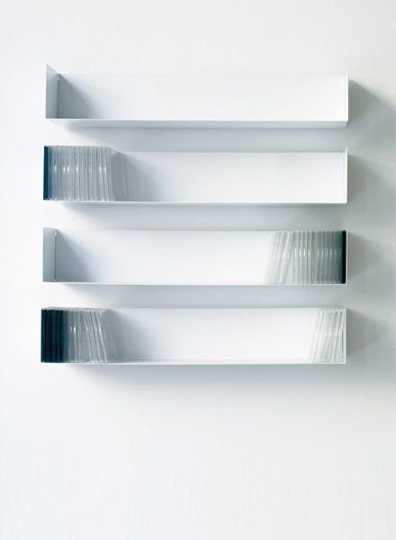 "Linea1 CD shelf ""Linea1_b"""