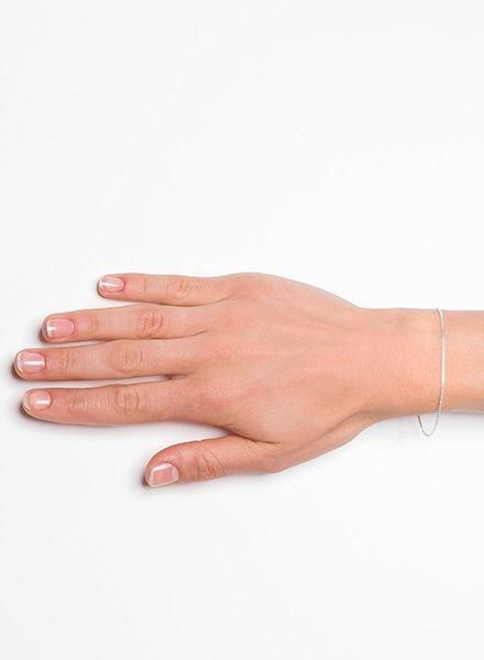 "Jukserei Bracelet ""Smooth"" Silver"