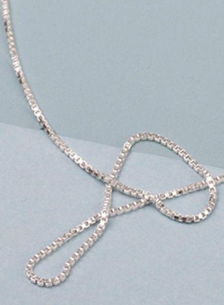 """Jukserei Kette """"Smooth"""" Silber - hergestellt aus 925er Sterling Silber"""