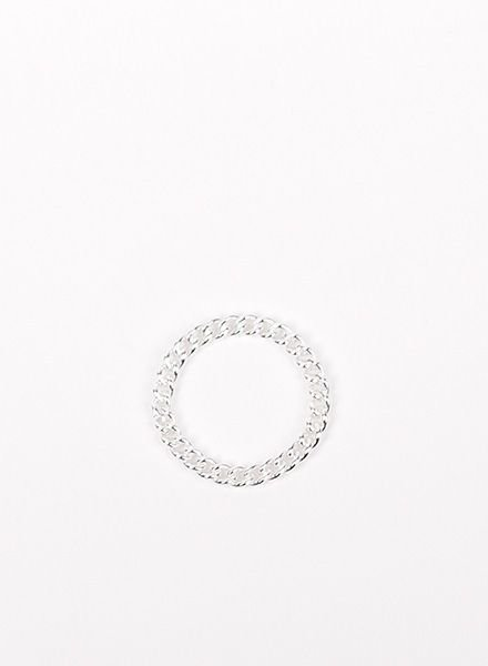"Jukserei Chain ring ""Grumetta"" Silver"