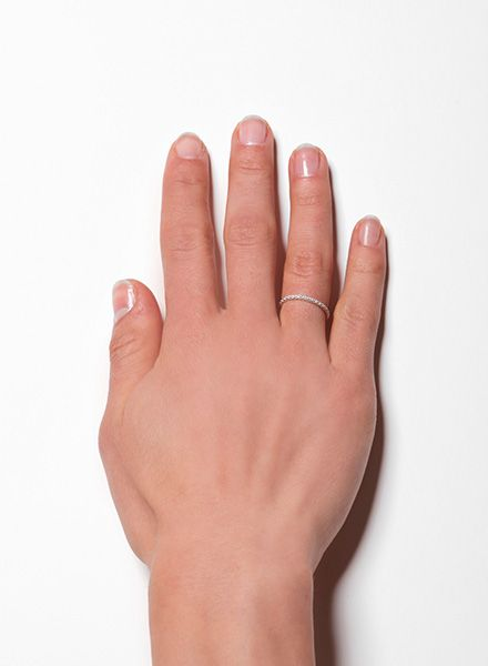 "Jukserei Ketten-Ring ""Acorn"" Silber - handgefertigt aus 925er Sterling Silber"