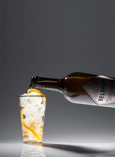 """Belsazar Vermouth """"Belsazar Rose""""- Deutscher Wermut"""