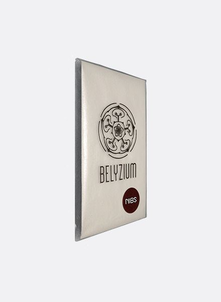 "Belyzium Chocolate ""Nibs"" - finest quality chocolate using the best organic ingredients"