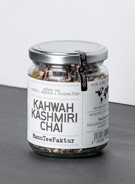ManuTeeFaktur Chai I Trockentee Mixturen aus dem Herzen Berlins