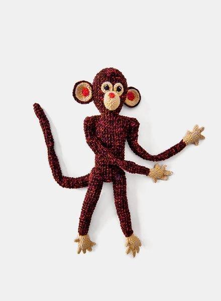 """Teeny Tini Soft toy """"Monkey Foebes"""""""