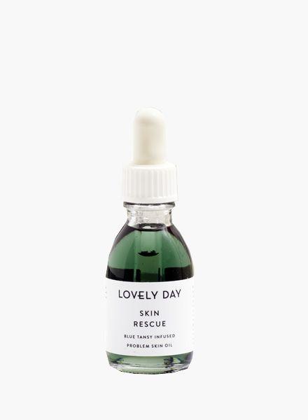 """Lovely Day Gesichtsöl """"Skin Rescue"""" - Geeignet für Trockene, gereizte, sensible Haut"""