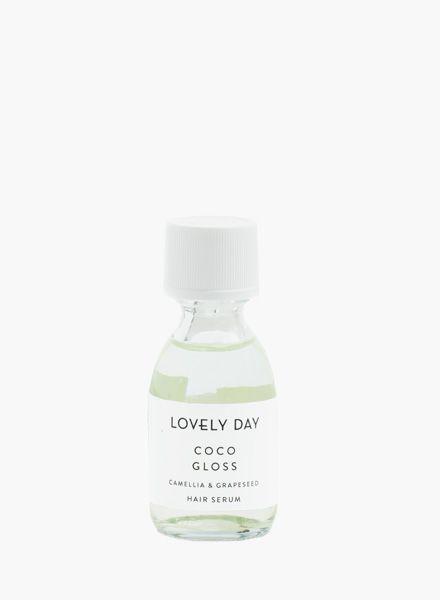 """Lovely Day Haaröl """"Coco Gloss"""" - Spendet Feuchtigkeit und wirkt Haarbruch entgegen"""
