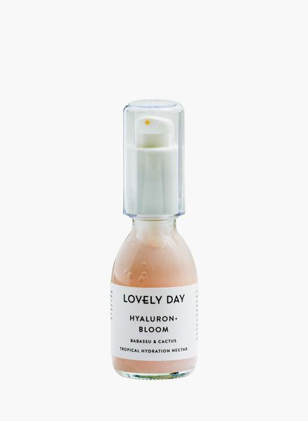 "Lovely Day Hydration Nectar ""Hyaluron"" - Moisturizes and thus counteracts hair breakage"