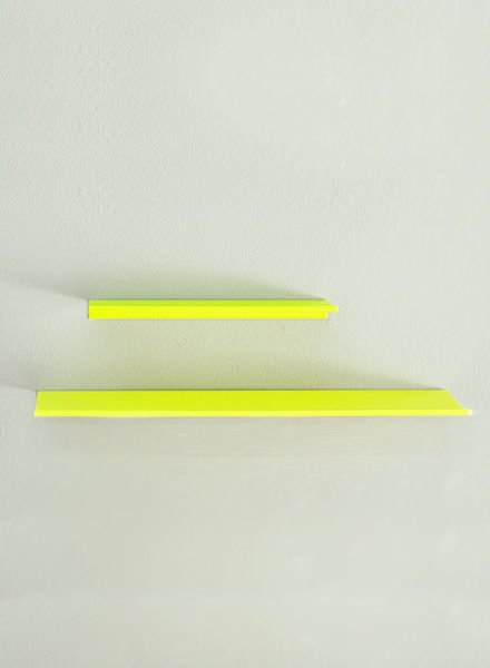 "Kolor Wand-Regal ""z-shelf"" neon"