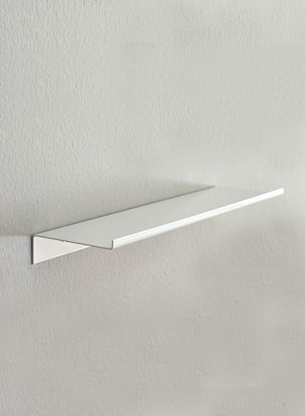 "Kolor Wand-Regal ""z-shelf"" grau"
