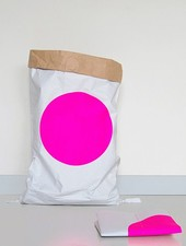 "Kolor Paper Bag ""Dot"""