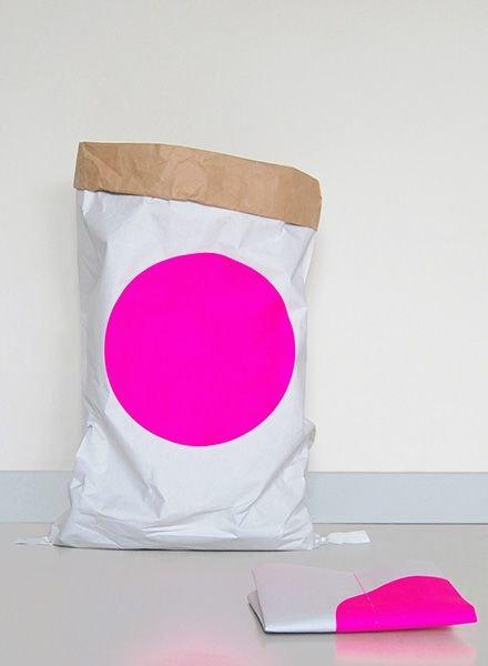 """Kolor Paper Bag """"Dot"""""""